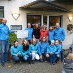 SC Pulheim Triathlonteam spendet